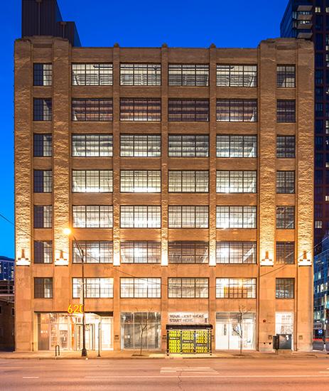 620 N LaSalle Office Building