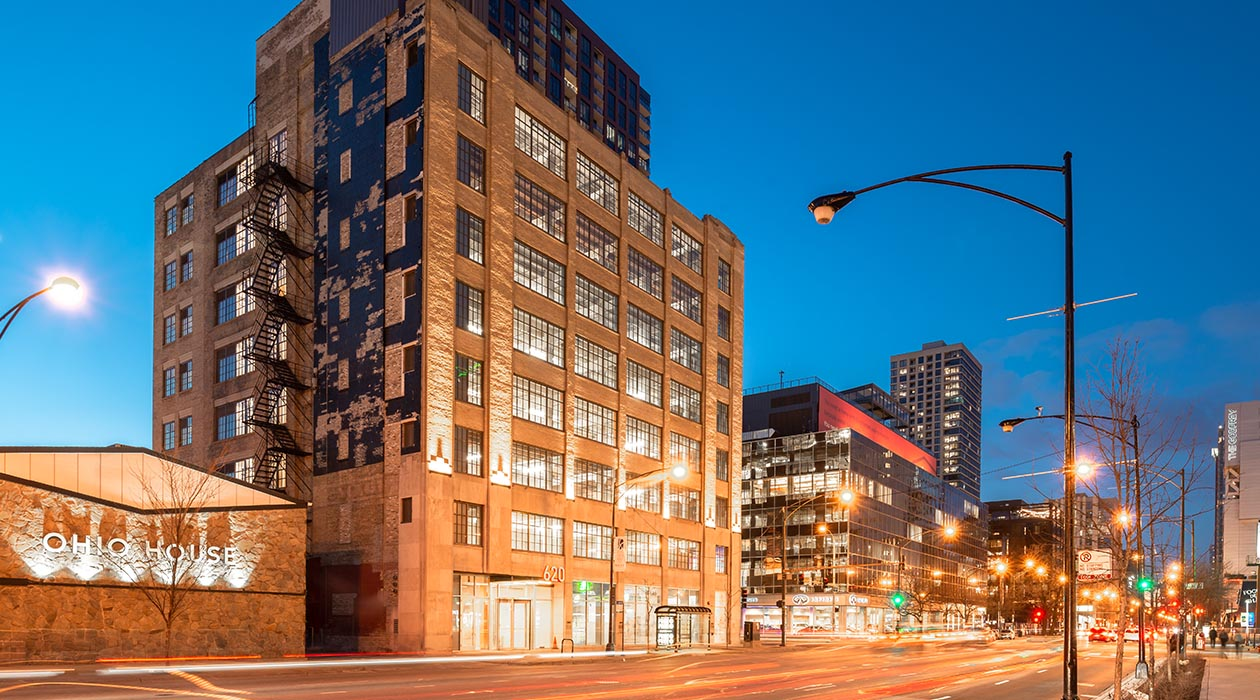620 N LaSalle Office For Lease