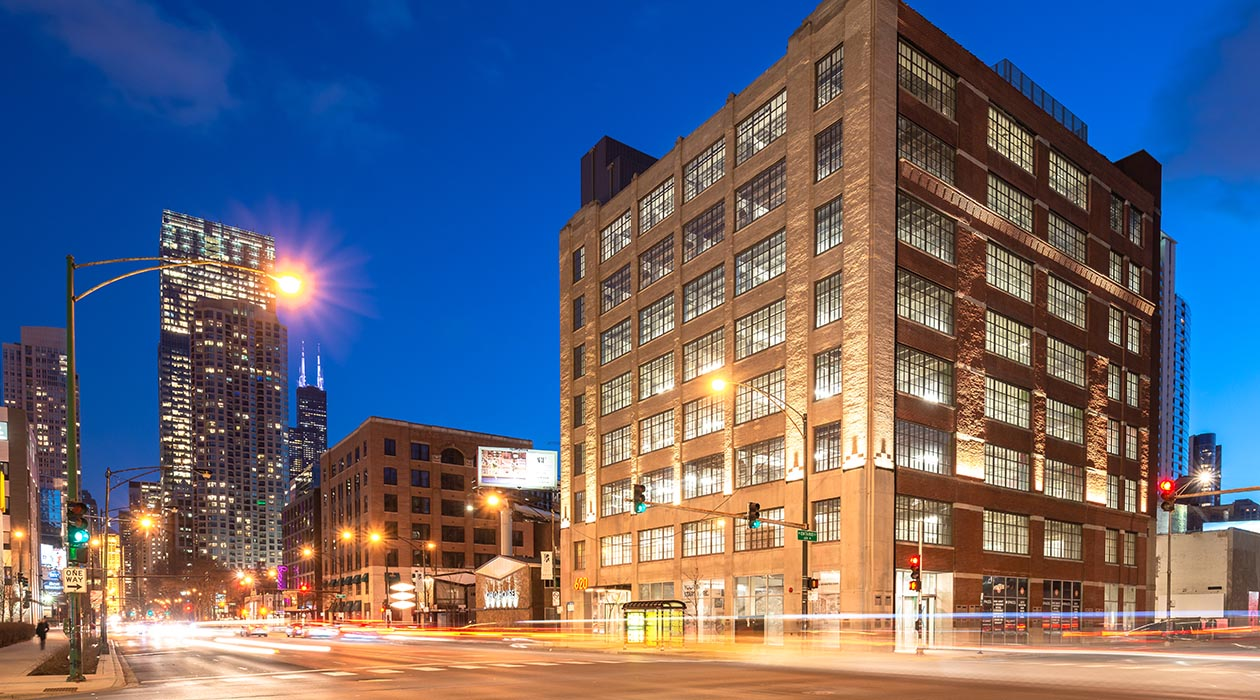620 N LaSalle Chicago Office Space