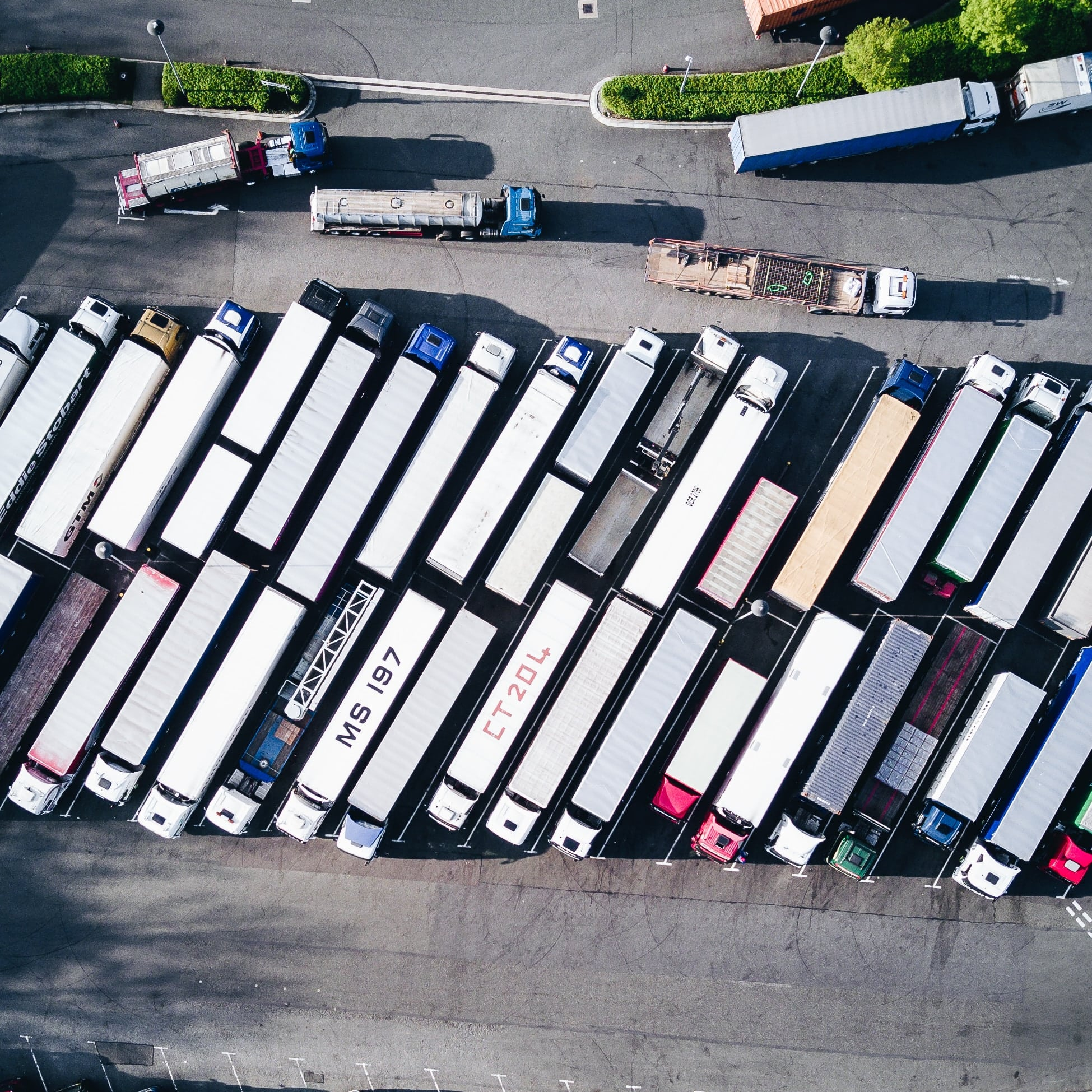 How automating your fleet management will reduce your carbon footprint