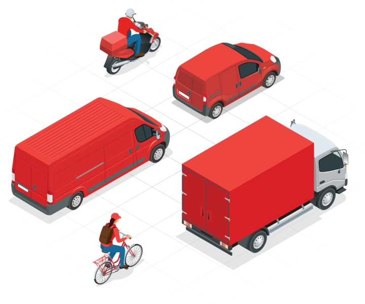 GoLoop - route optimisation system is for to any industry
