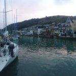 Tied up in Dartmouth