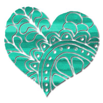 mandala heart 400