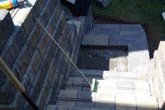 Interlocking Brick - Stairs North Bay Ontario 5