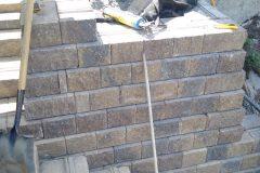 Interlocking Brick - Stairs North Bay Ontario 6