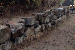 Natural Stone Retaining walls North Bay ontario  3