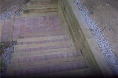 Interlocking Brick - Stairs North Bay Ontario 11