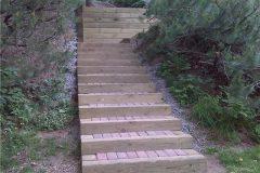 Interlocking Brick - Stairs North Bay Ontario 9