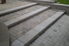 Interlocking Brick - Stairs