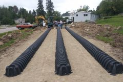 Septic System Leach Field Installation and Repairs North Bay 2