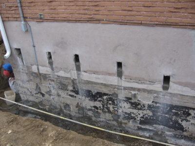 Wet Basement and Foundation Repair North Bay Ontario