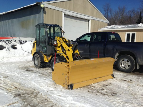 Commercial Snow Plowing and Removal North Bay