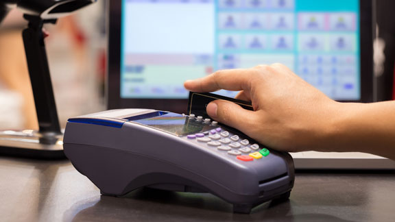 AUTOMATING CREDIT CARD PAYMENT COLLECTION ACROSS ENTERPRISES