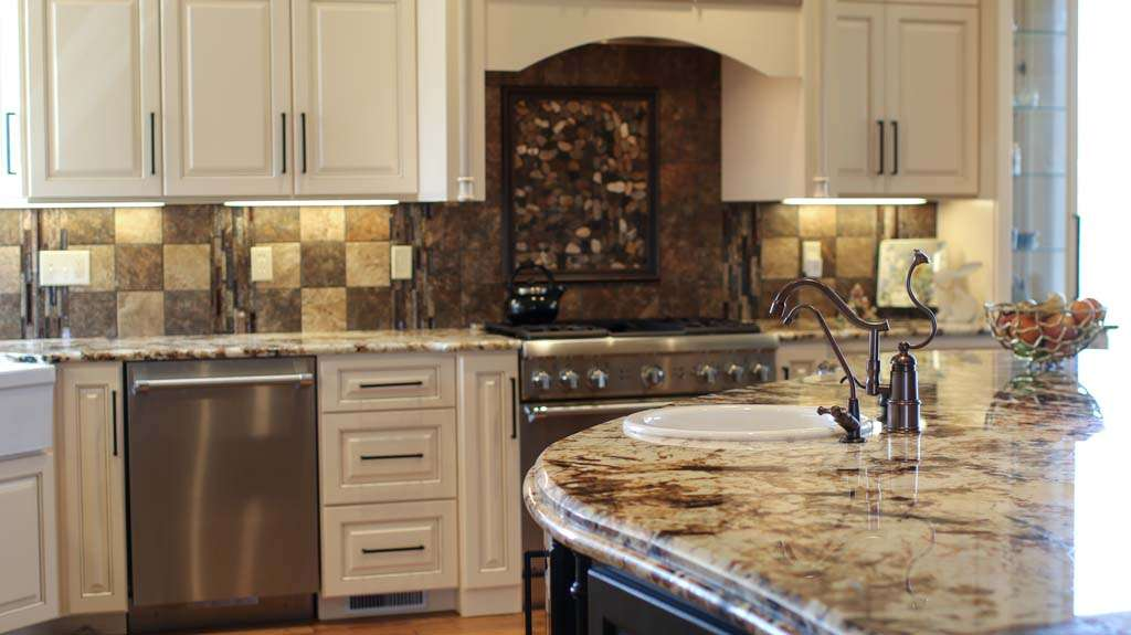 ALL YOU NEED TO KNOW ABOUT COUNTERTOP FINISHES