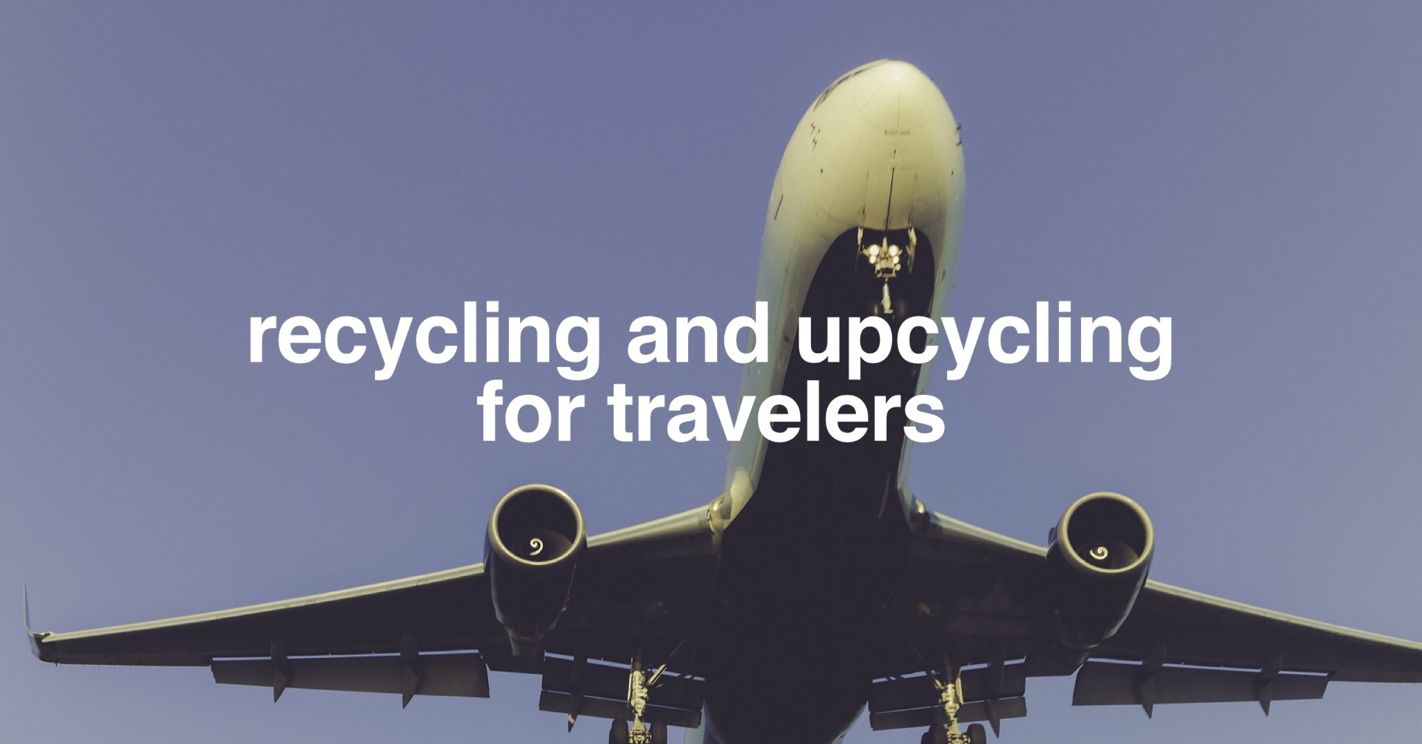 recycling-and-upcycling-for-travelers