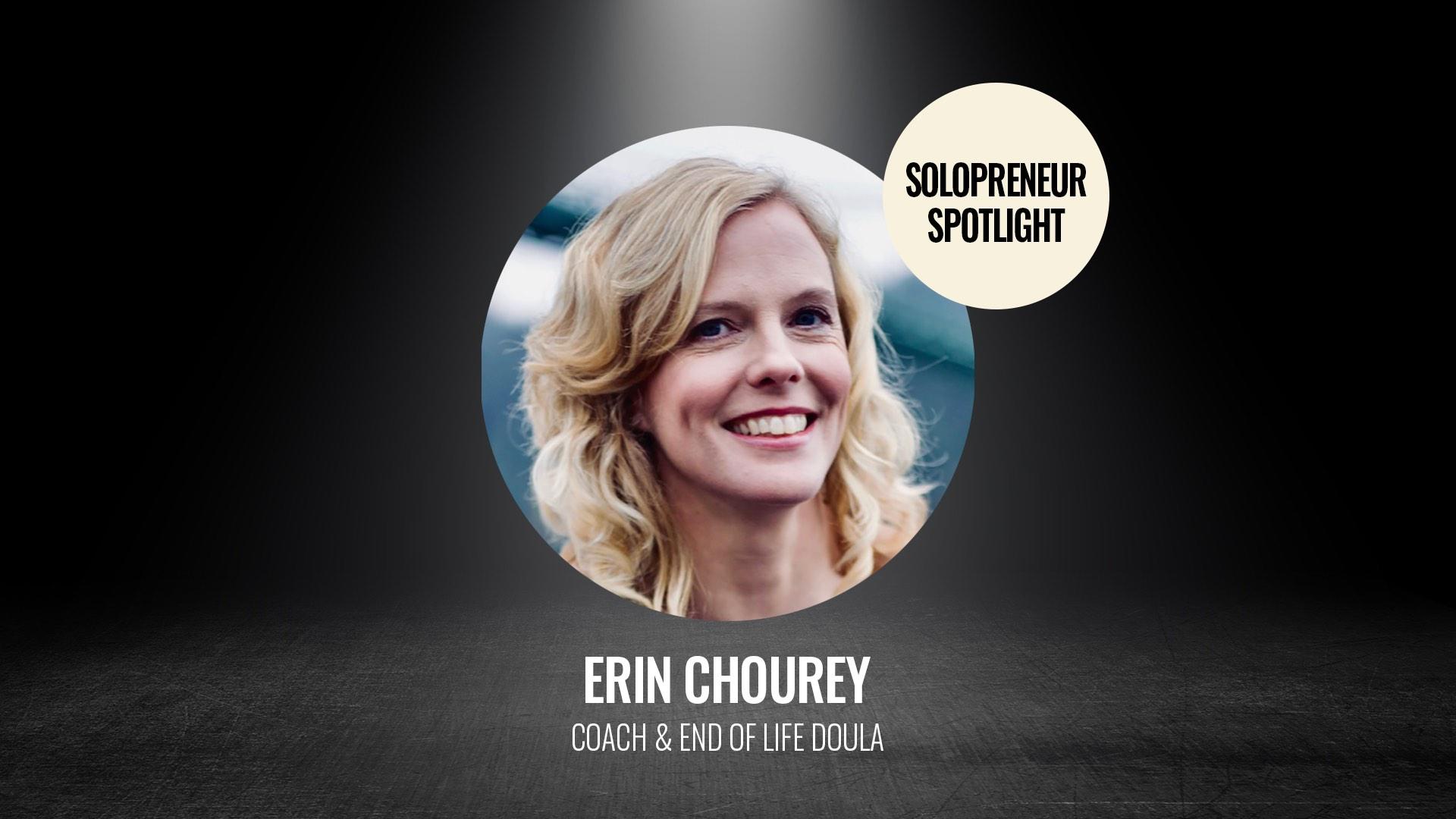 Brand Genie client Erin Chourey Soloprenuer Spotlight