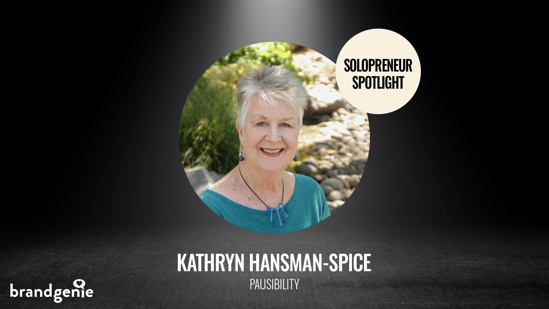 Kathryn Hansman-Spice