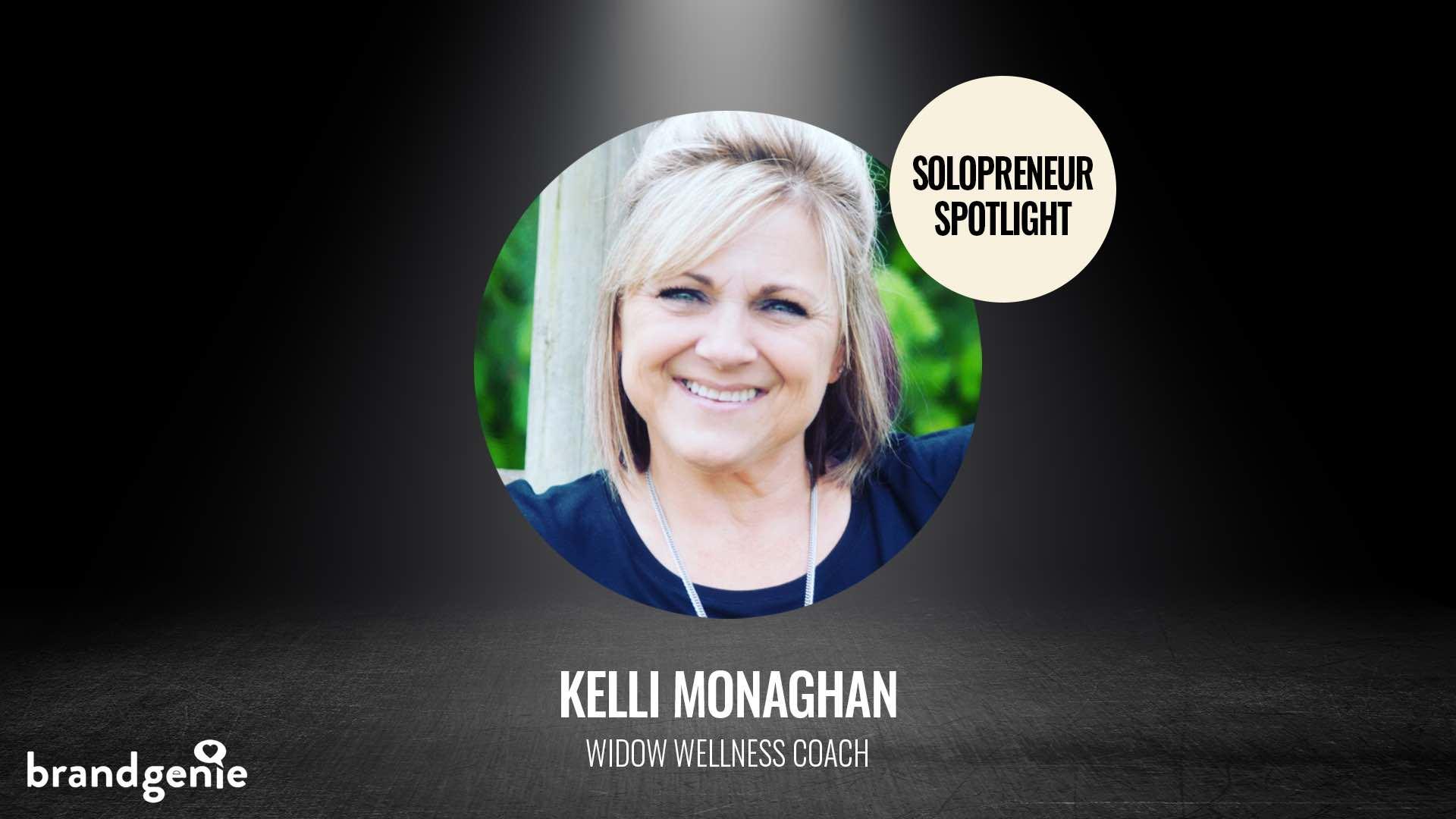 Kelli Monaghan Solopreneur Spotlight