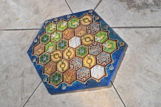 gift idea wedding graduation birthday present handmade collectors board game