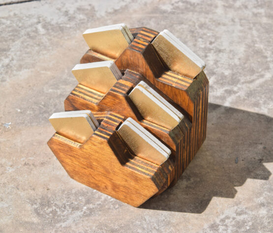Catan Handmade CNC Development Resource Card Holder Caddy CNC 3d Printing