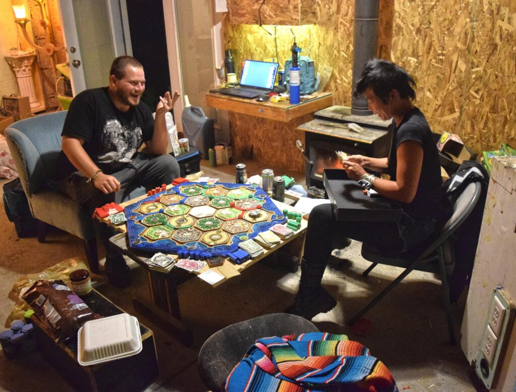 Settlers of Catan Hand Made Board Game