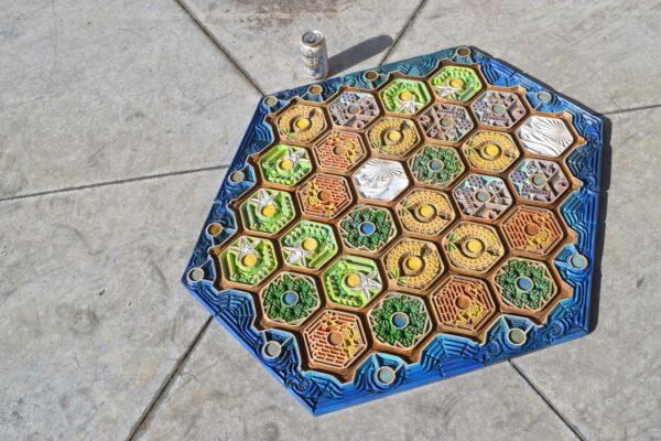 artisanal boards gift idea wedding graduation birthday present handmade collectors board game