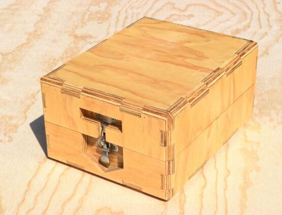 Catan Box Handmade DIY Artisanal Gift Maker