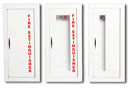 Fire Cabinets 100 series