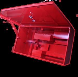 Custom Interior Tool Box