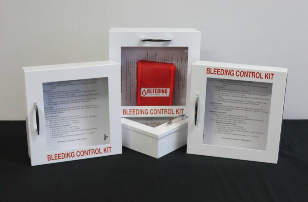 211SM Bleeding Control Kit Cabinet