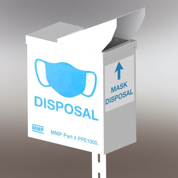 Mask Disposal Can