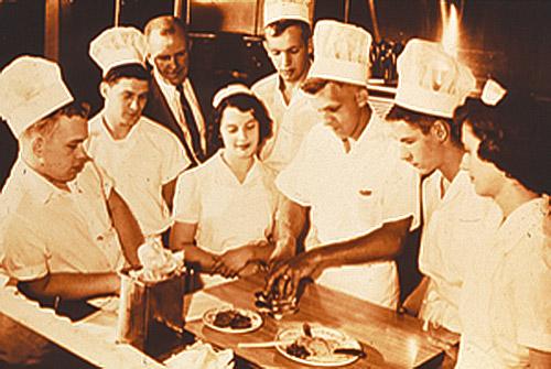 Bill Knapp's Bakery