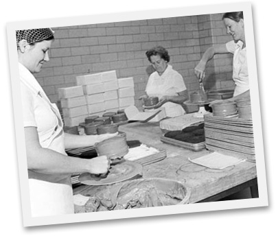 Cake Frosting - Bill Knapp's