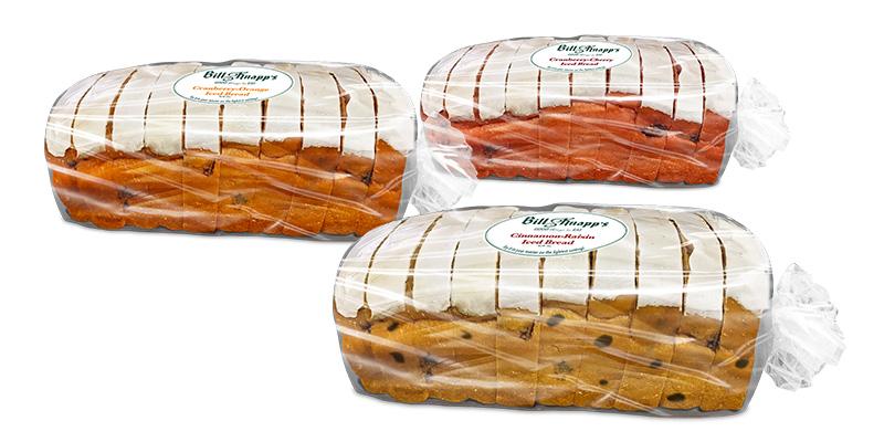 Bill Knapp's Iced Bread