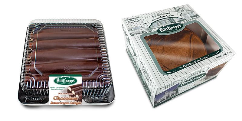 Bill Knapp's Chocolate Cakes