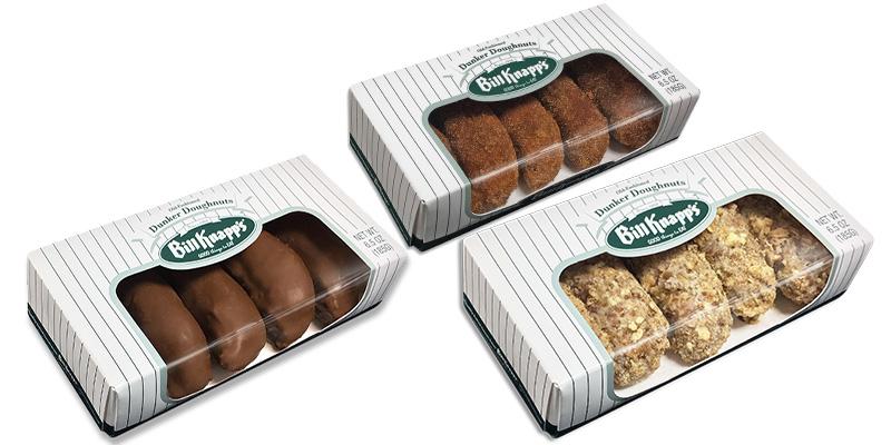 Bill Knapp's Dunker Doughnuts