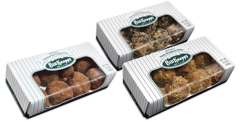 Bill Knapp's Products - Doughnut Holes