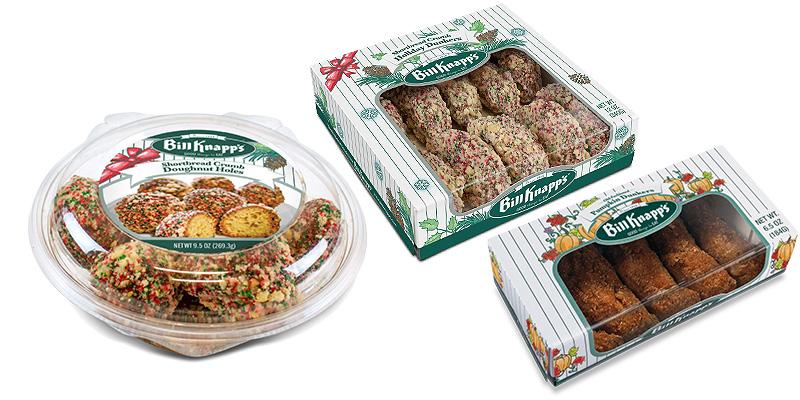 Bill Knapp's Holiday Products