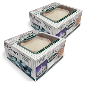 Packaged Bill Knapp's Vanilla Celebration Cakes