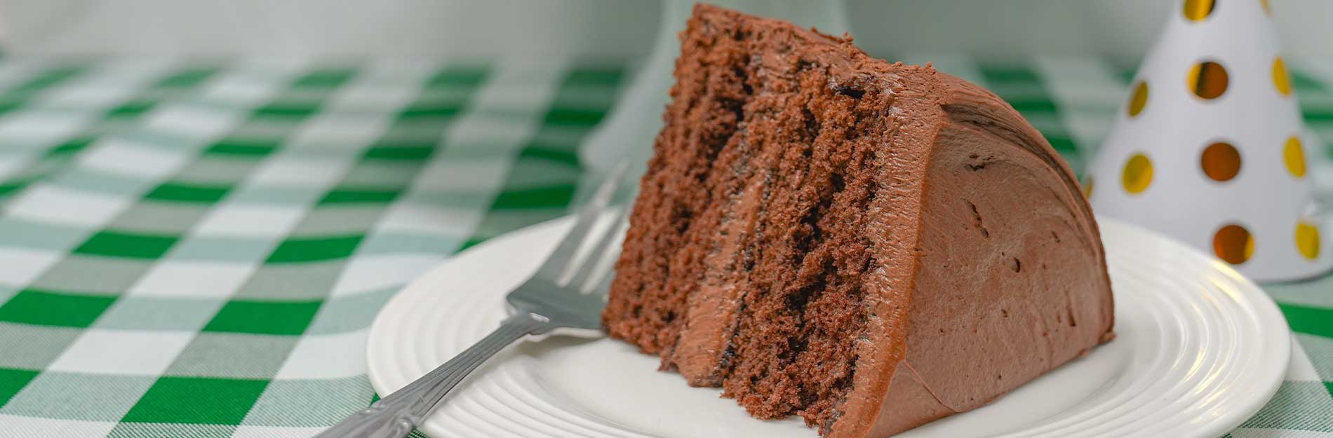 Bill Knapp's Chocolate Celebration Cake