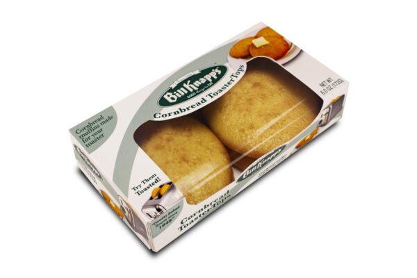 Cornbread ToasterTops Box - Bill Knapp's