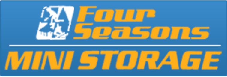 Four Seasons Storage – White Lake Michigan Logo