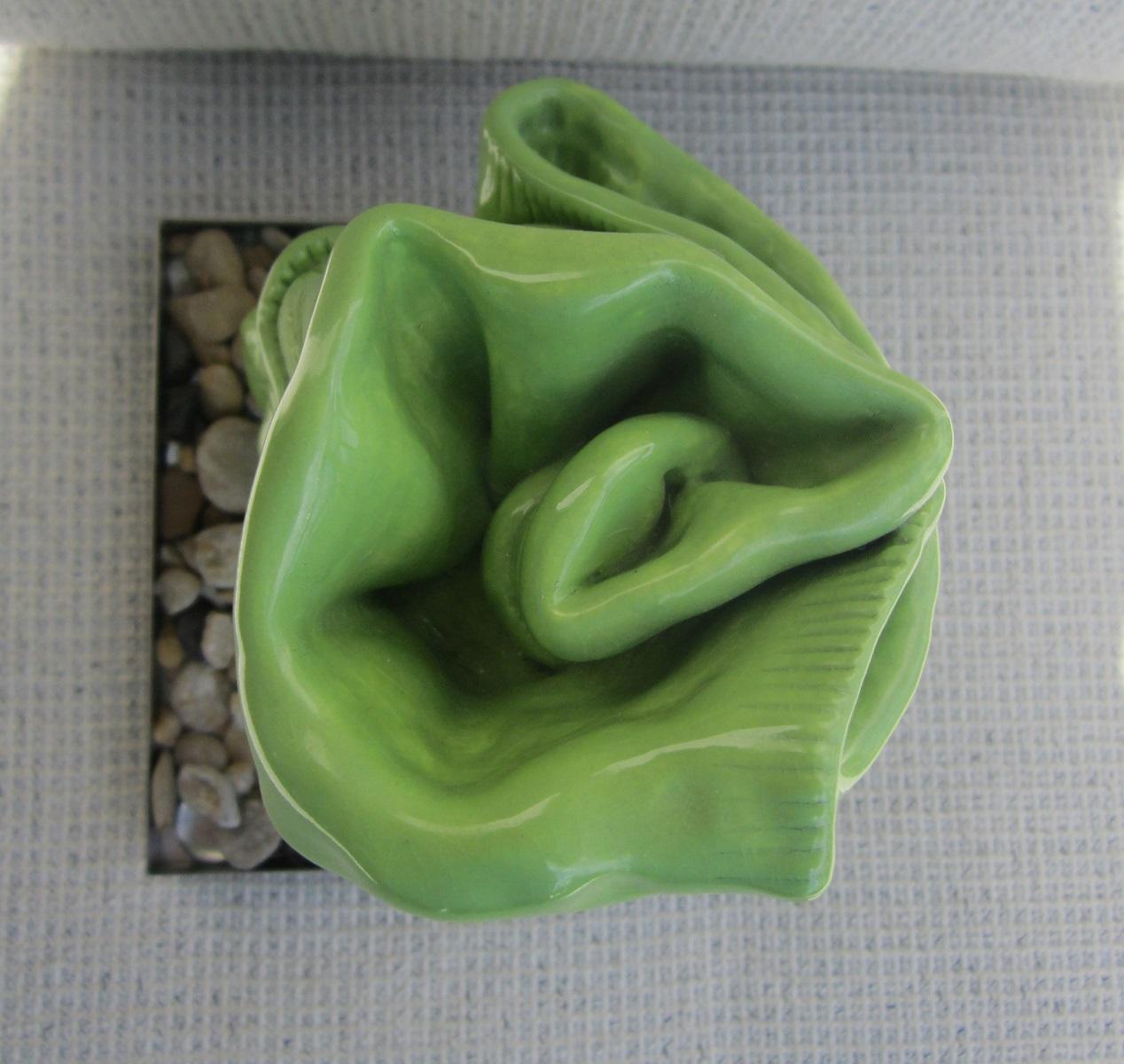 karen_garrett_ceramic_green_sock_view2