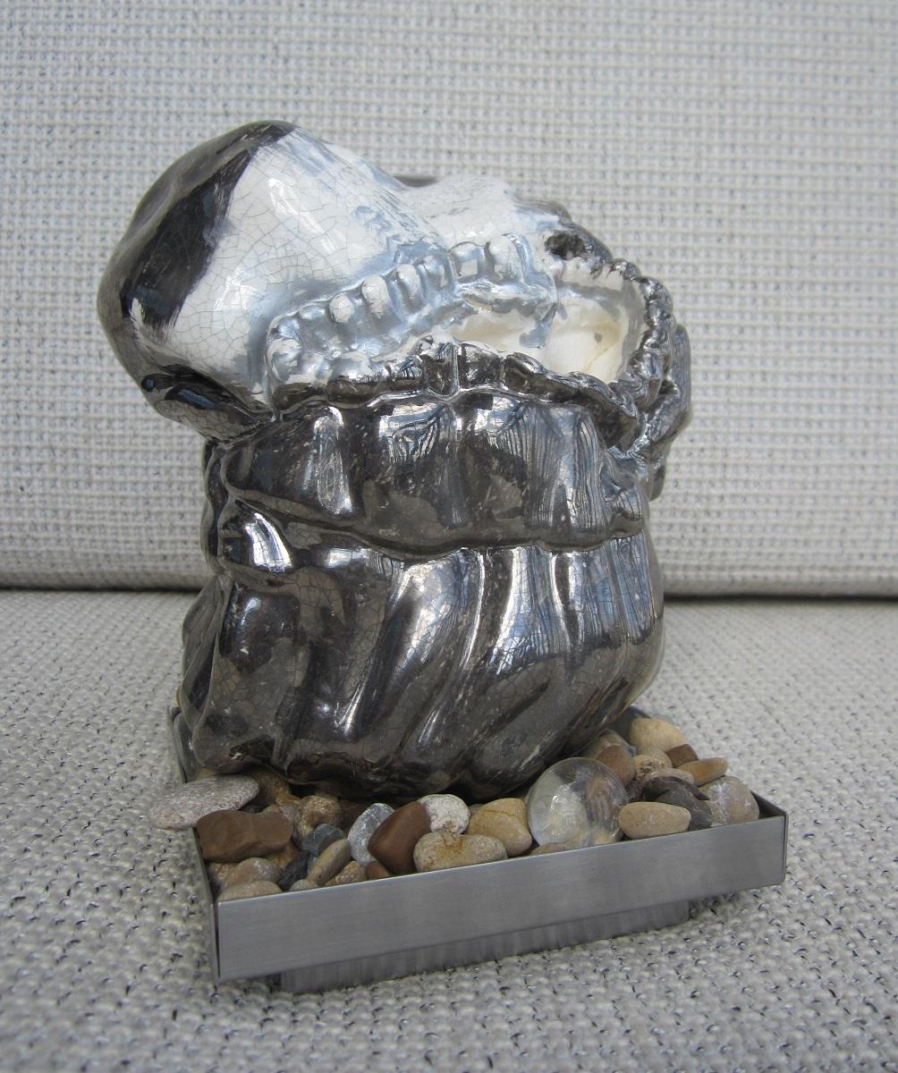 karen_garrett_ceramic_silver_sock_$450