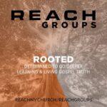 Fall REACH GROUPS (Social)