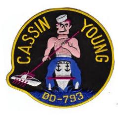 USS Cassin Young (DD793) Association