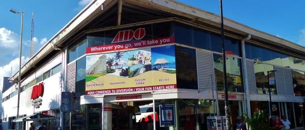 Ado Bus Station Playa Del Carmen
