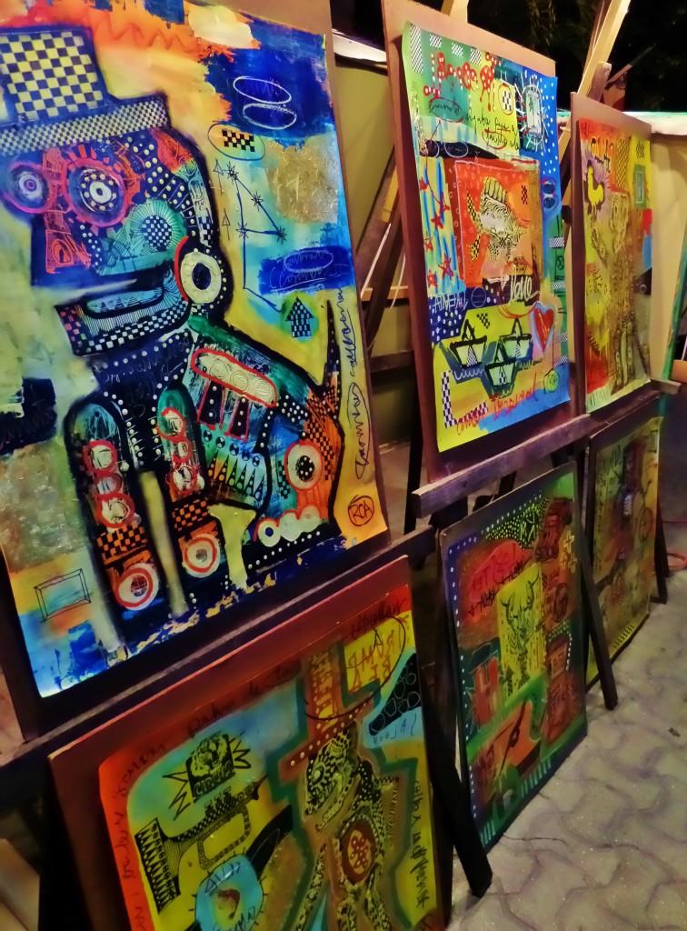 Art, 5th Avenue , Playa Del Carmen