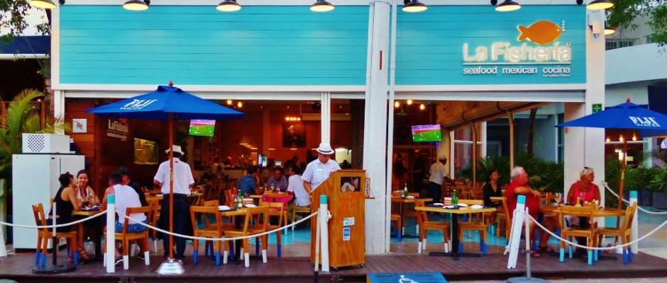 La Fisheria Restaurant Seafood On 5th Avenue Everything