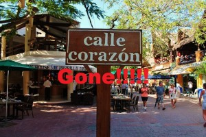 Calle Corazon-Gone!!!